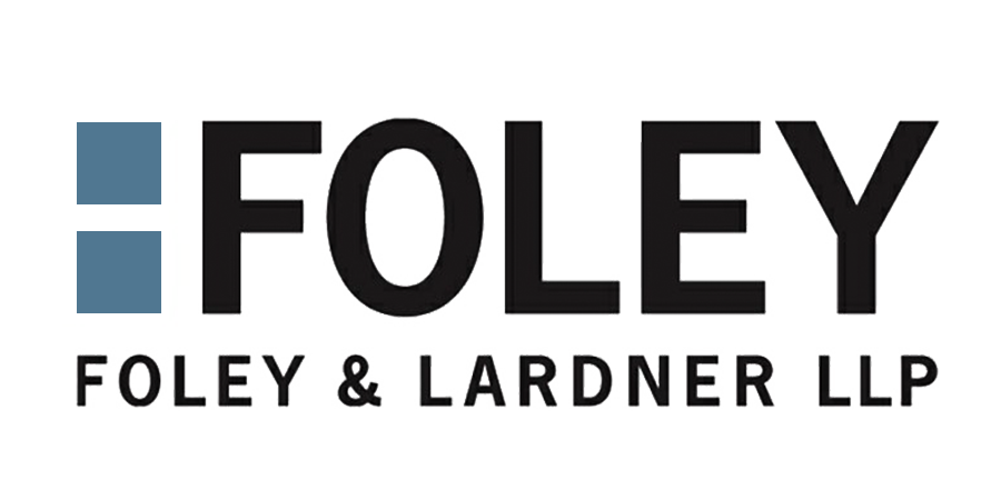 Connect SDVG San Diego Venture Group Sponsor Silver Logo Foley Lardner LLC