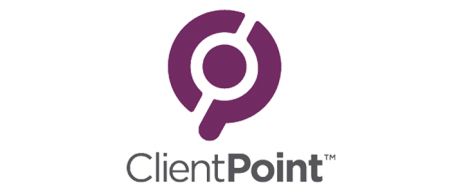 client point logo